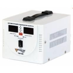 Стабилизатор напряжения однофазный FORTE TDR-500VA